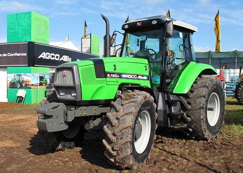Línea Tractor Agco Allis 6.150 A